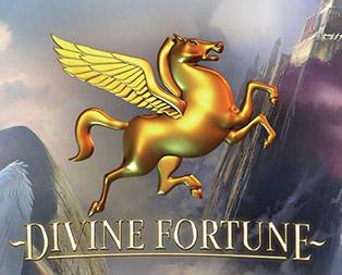 Divine Fortune free spins