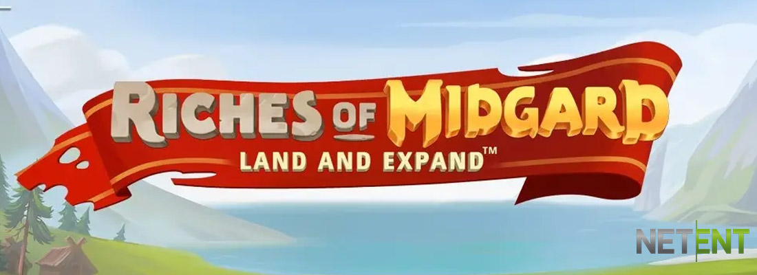 Riches of Midgard Land and Expand free spins Canada