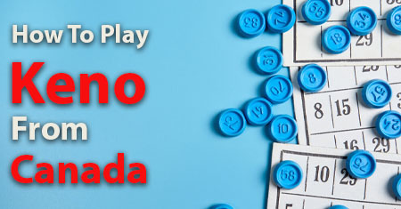 play keno online Canada