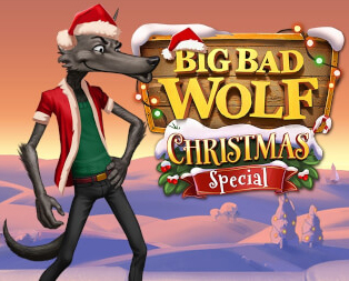Big Bad Wolf Christmas Special Slot Free Spins