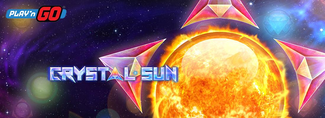 Crystal Suns Slot banner