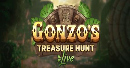 Gonzos treasure hunt live Canada