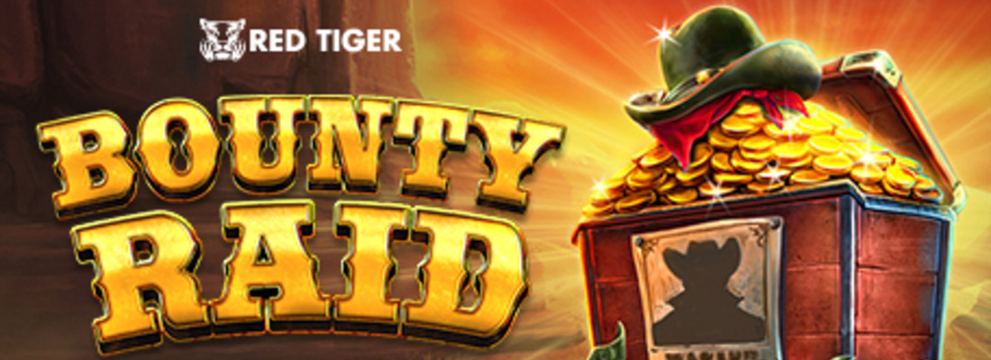 Bounty Raid Slot Banner Canada